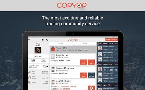 copyop-Review app