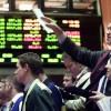 handelen in aandelen op de beurs